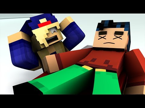 Steve will DIE without this! (minecraft Roleplay)