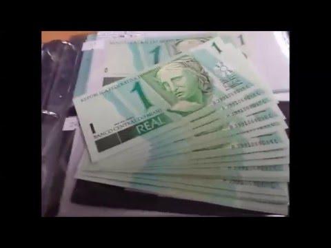 C011- Sua nota de R$ 1 real pode valer 240,00 reais - Veja aqui - Collecione.Com