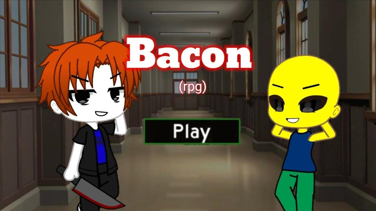 Bacon Rpg