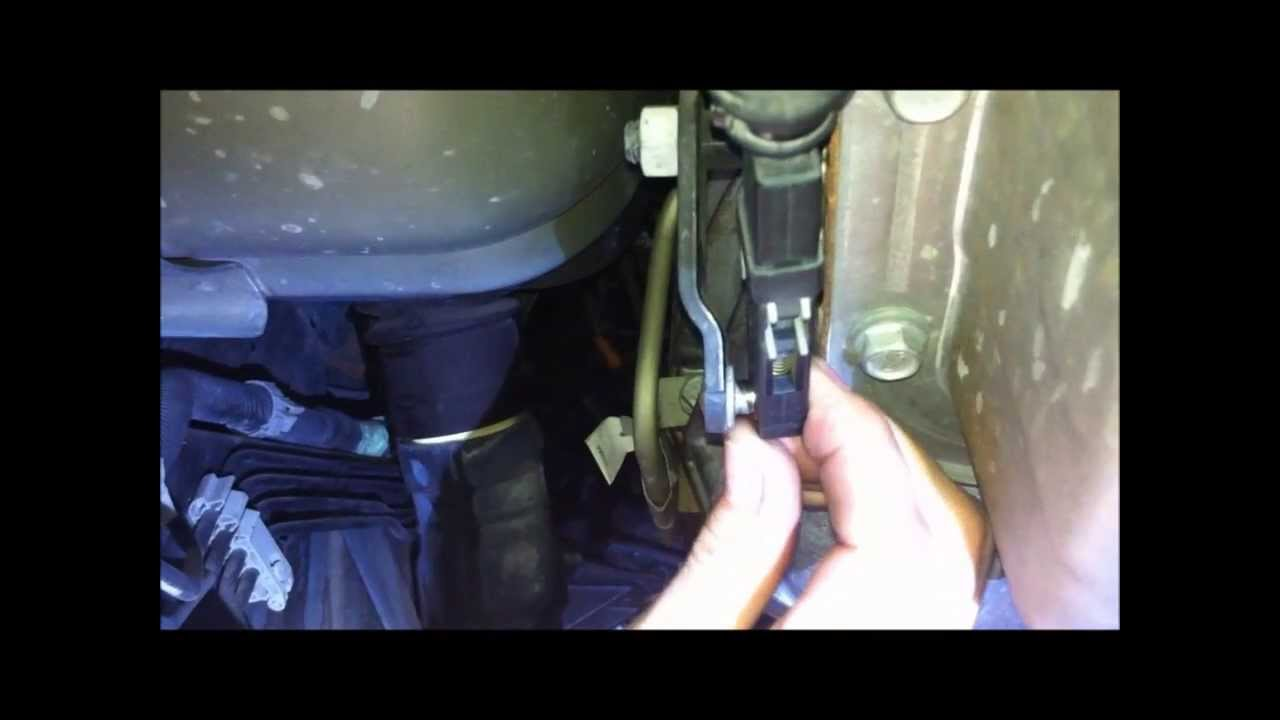Pt Cruiser Wiring Diagram The Easiest Way To Fix Your Envoy Shift Cable Youtube