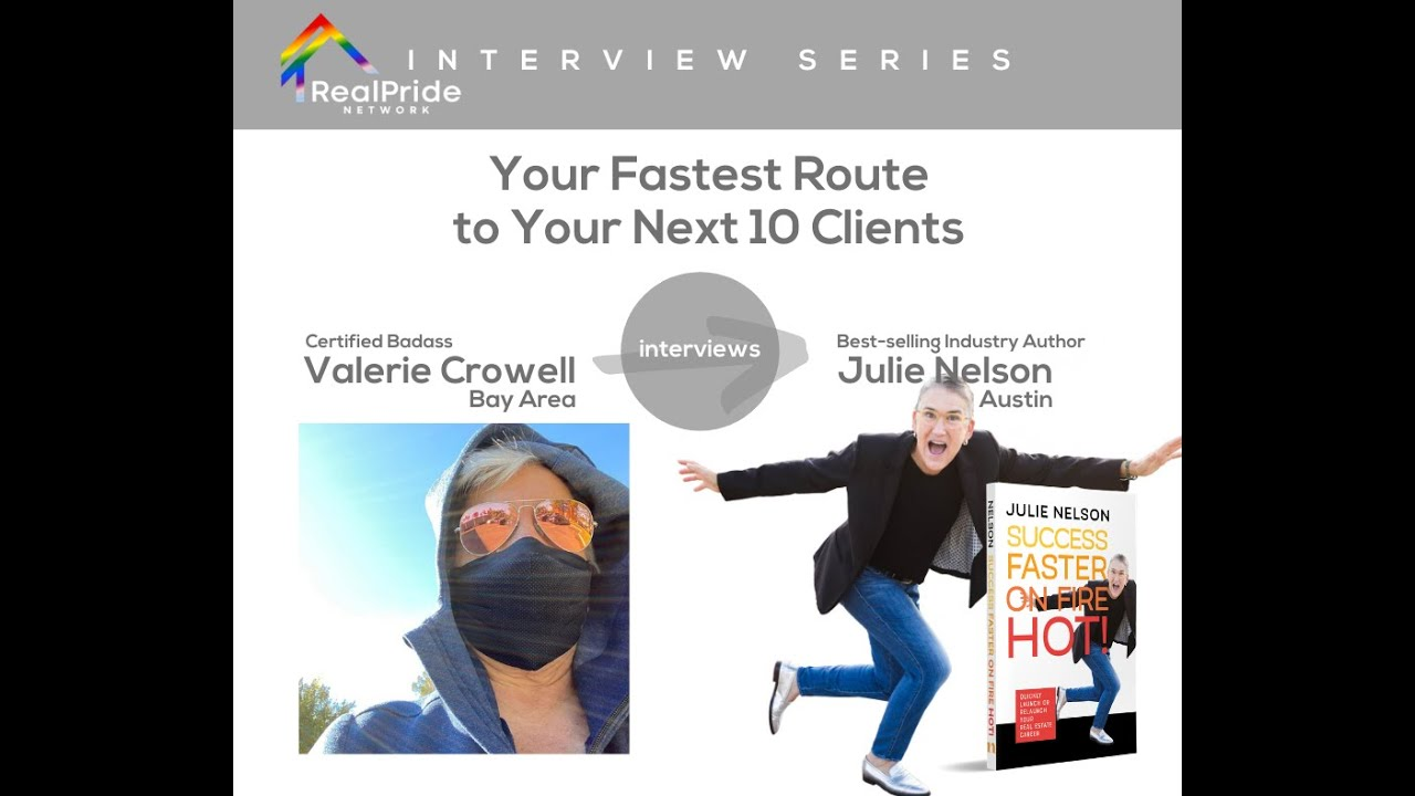 Podcast: Your Fastest Route to Your Next 10 Clients