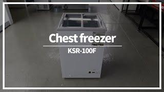 [금원하이텍] Chest freezer 아이스크림 냉동…