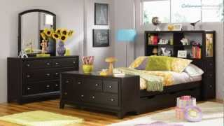 Midtown Platform Bookcase Storage Bedroom Collection From Lea Furniture
