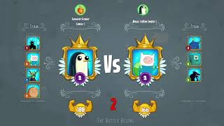 Game Android #1109 Champions and Challengers  Adventure Time Android Gameplay