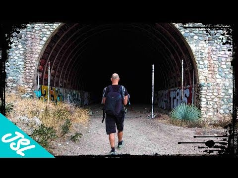 ABANDONED Nuclear Escape Tunnels in Los Angeles