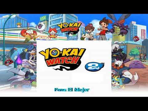 Yo-kai Watch 2 | Music | Harrisville