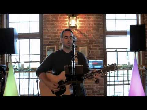Steve Black - Newburgh Brewery Sessions - One Man Wrecking Machine