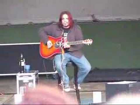 Shaun Morgan Seether  Driven Under LIve