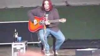 Shaun Morgan (Seether) - Driven Under LIve