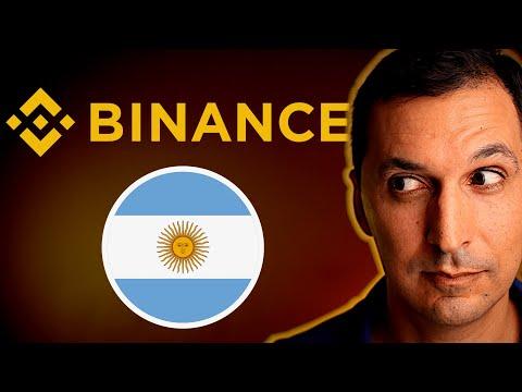⭕️ BINANCE Argentina ????????   Cómo Comprar Y Vender Bitcoin Y Criptomonedas Con Pesos Argentinos - 2021