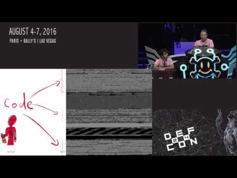 DEF CON 24 - Ang Cui - A Monitor Darkly: Reversing and Exploiting Ubiquitous OSD Controllers