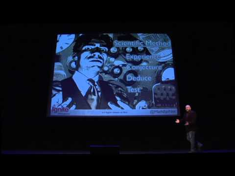 Ignite Phoenix #10 - Why is math cool?