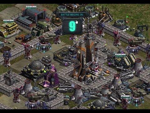 War Commander : PvP Base Defense