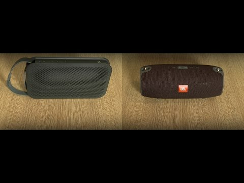 B Amp O Beoplay A1 Speaker Shootout Funnycat Tv