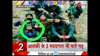 Headlines: Army camp attacked in J&K's Shopian; 1 terrorist, 3 accomplices killed
