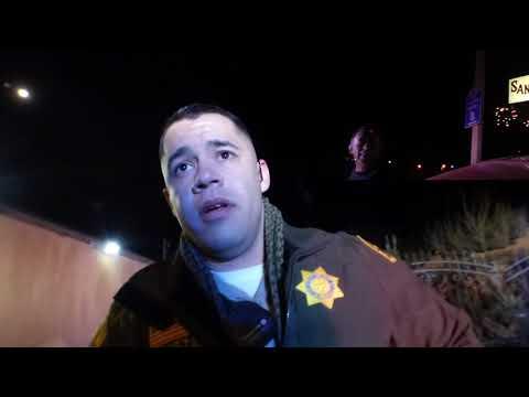 ALERT!!! DANGEROUS San Bernardino Deputy Quezada (doesn't Care about the Law) numbers in description