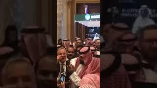 CrownPrince Mohammed bin Salman at the @FIIKSA Summit
