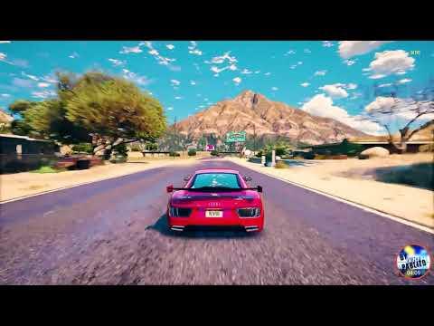 Vídeo reacción de GTA 5  (2013-2017)