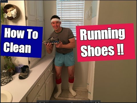 How To Clean Your Running Shoes | Remove Stains & Eliminate Odors