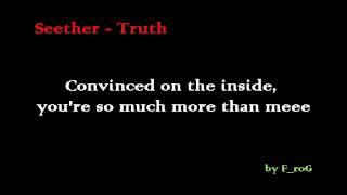 Download Seether - Truth (lyrics)