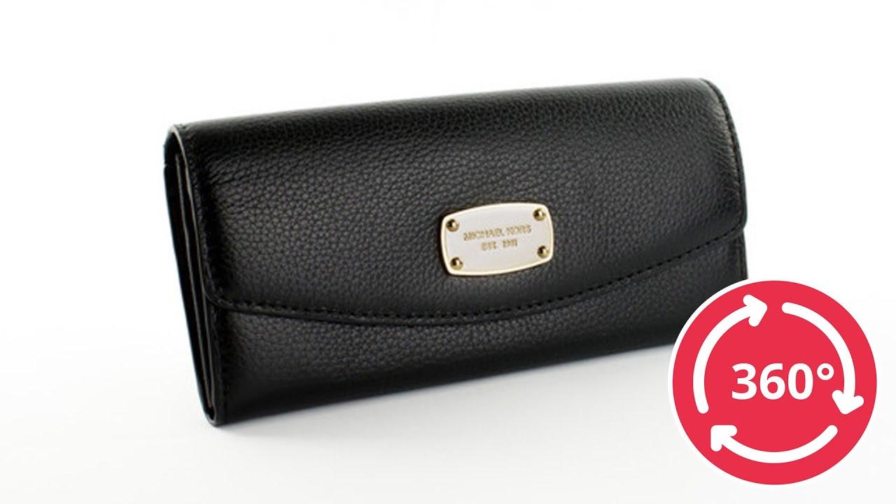 7b923d03b6 Michael Kors peňaženka - Item Slim flap wallet