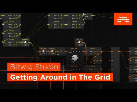 Bitwig Studio 3 Beta: Getting Around In The Grid