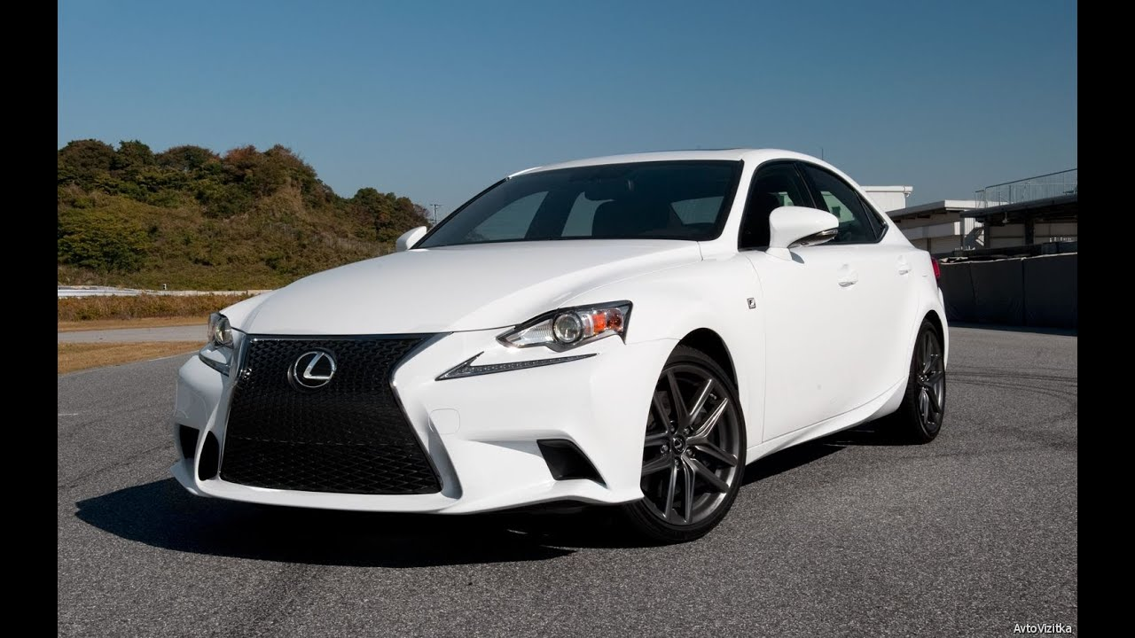 2016 lexus is 350 sedan youtube. Black Bedroom Furniture Sets. Home Design Ideas