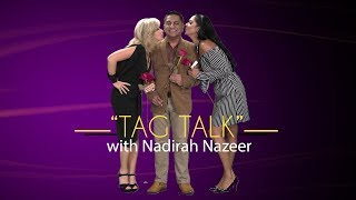 Tushar Unadkat on Tag Talk with Nadirah Nazeer