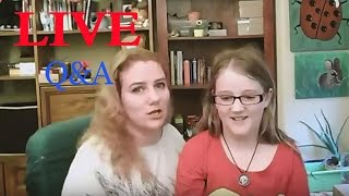 ВИДЕО ВЖИВУЮ! #3 LIVE Отвечаю на вопросы. Answering questions. Valentina Ok Live Stream