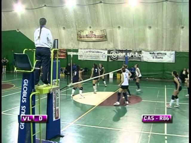 ProCastelnuovo vs Roma86 - 2° Set