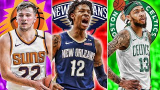 Redrafting The Top 5 Picks In The NBA Draft From The Last 5 Years