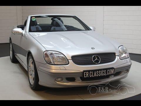 Mercedes-Benz SLK 320 2000 -VIDEO- www.ERclassics.com