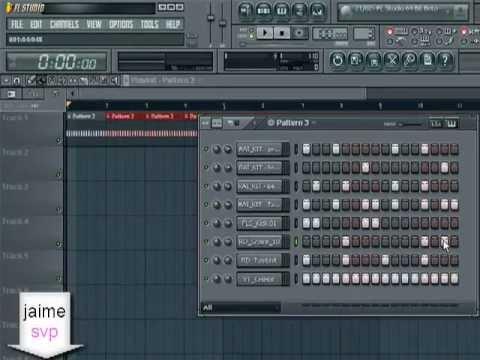 boit rythme rai fl studio 12