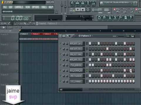 rythme rai fl studio 11