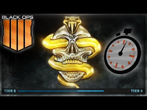 Black Ops 4: Black Market Loot Stream Earn Rate & Gamemode / Blackout Testing