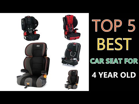 best-car-seat-for-4-year-old