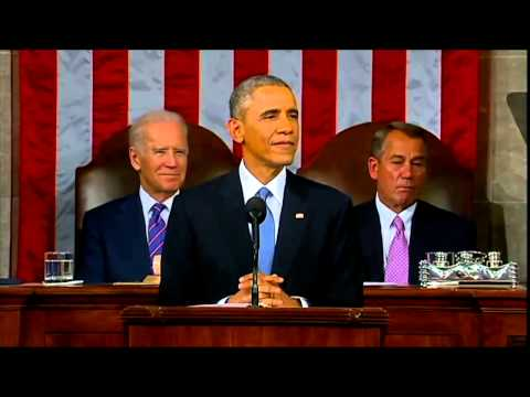 Thug Life: Obama Sons Republicans During His 2015 State Of The Union