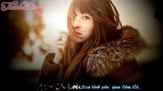 Nơi hạnh phúc mỉm cười-Thùy Chi (Lyrics-Video Dung làm hihi)