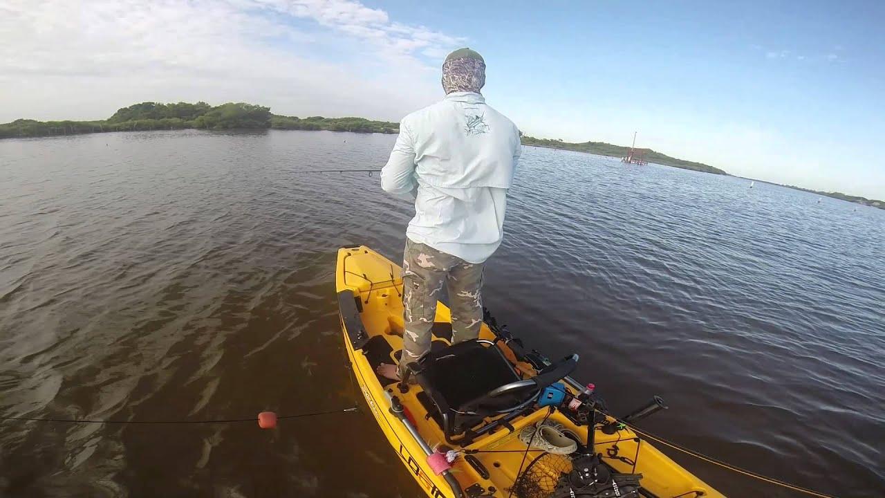 kayakeros de la peninsula - la ria progreso yucatan - YouTube