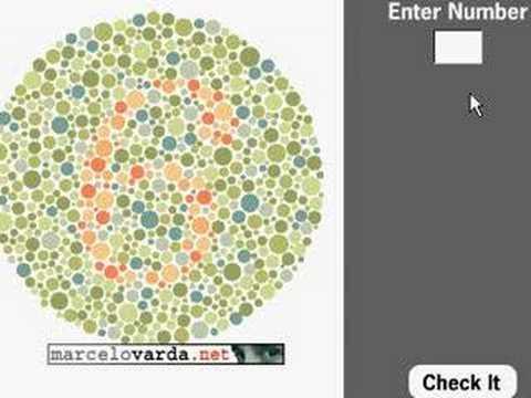 9505036bdb854 Teste a sua Visão. - YouTube