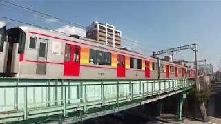 山陽電車 通過 阪神西灘、岩屋