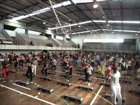 Carnaval Fitness Friends - Pina Manique - 2012