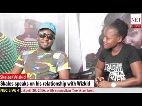 NET Exclusive: Skales speaks on his relationship with Wizkid