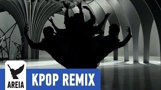 EXO - Wolf | Areia K-pop Remix #126