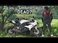 Are 600 cc Sportbikes Dead? Daytona 675 Ride and Discussion   RWR