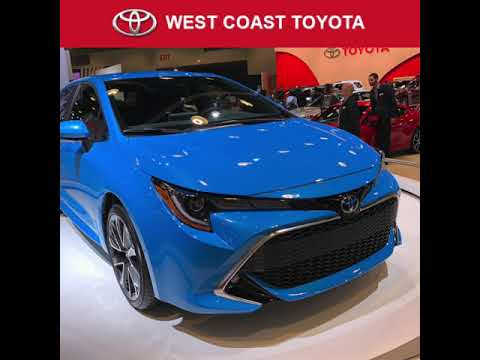 2019 Toyota Corolla Hatchback Pre Order Yours Today Youtube