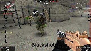 Blackshot Commander in Chief VS 2 GM