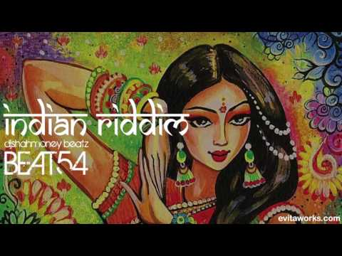 (Beat 54) INDIAN RIDDIM #2 Bollywood/Dance/Hip hop instrumental music
