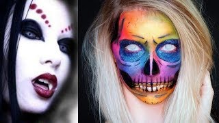 Top Halloween Makeup Tutorials Compilation | Scary Special Effects - How to Make up Halloween #5