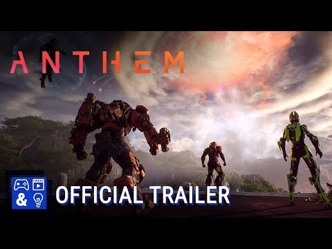 BioWare would like you to know that Anthem has not been